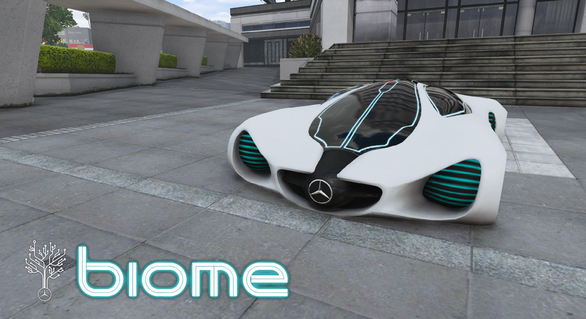 Mercedes-Benz Biome Concept Addon/Replace - GTA5-Mods.com