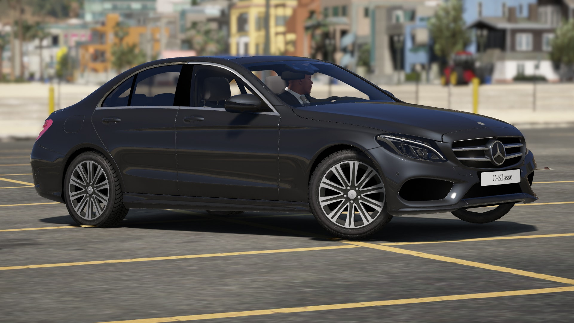 brokers detail elite class mercedes at auto benz c used
