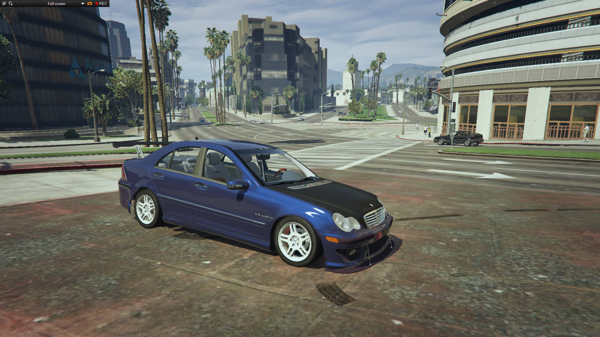 Mercedes Benz C32 Tuning Add On Replace Gta5 Mods Com