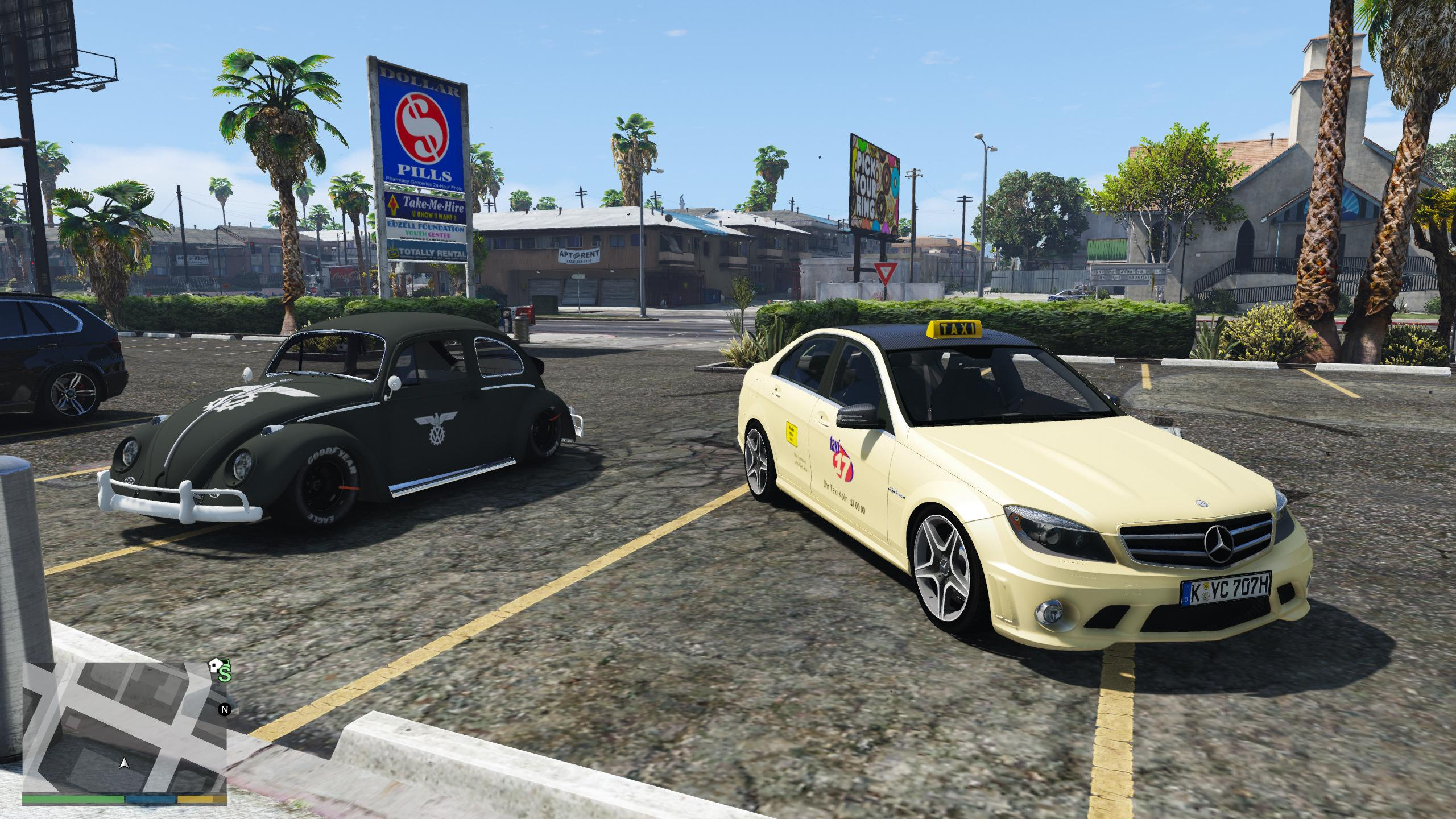 mercedes benz c63 amg germany taxi gta5. Cars Review. Best American Auto & Cars Review