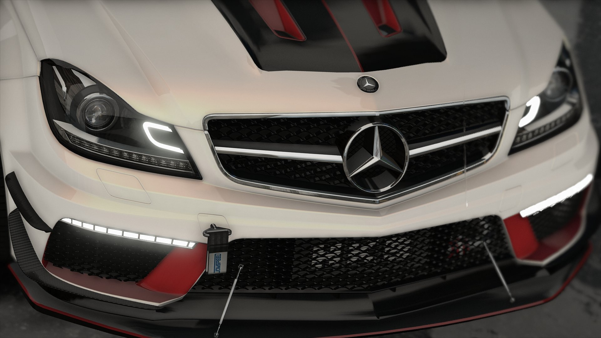Mercedes Benz C63 W507 Add On Tuning Gta5 Mods Com