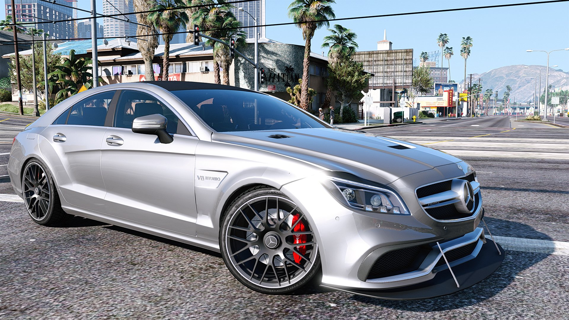 Mercedes Benz Cls 6 3 Amg 2015 Add On Gta5 Mods Com