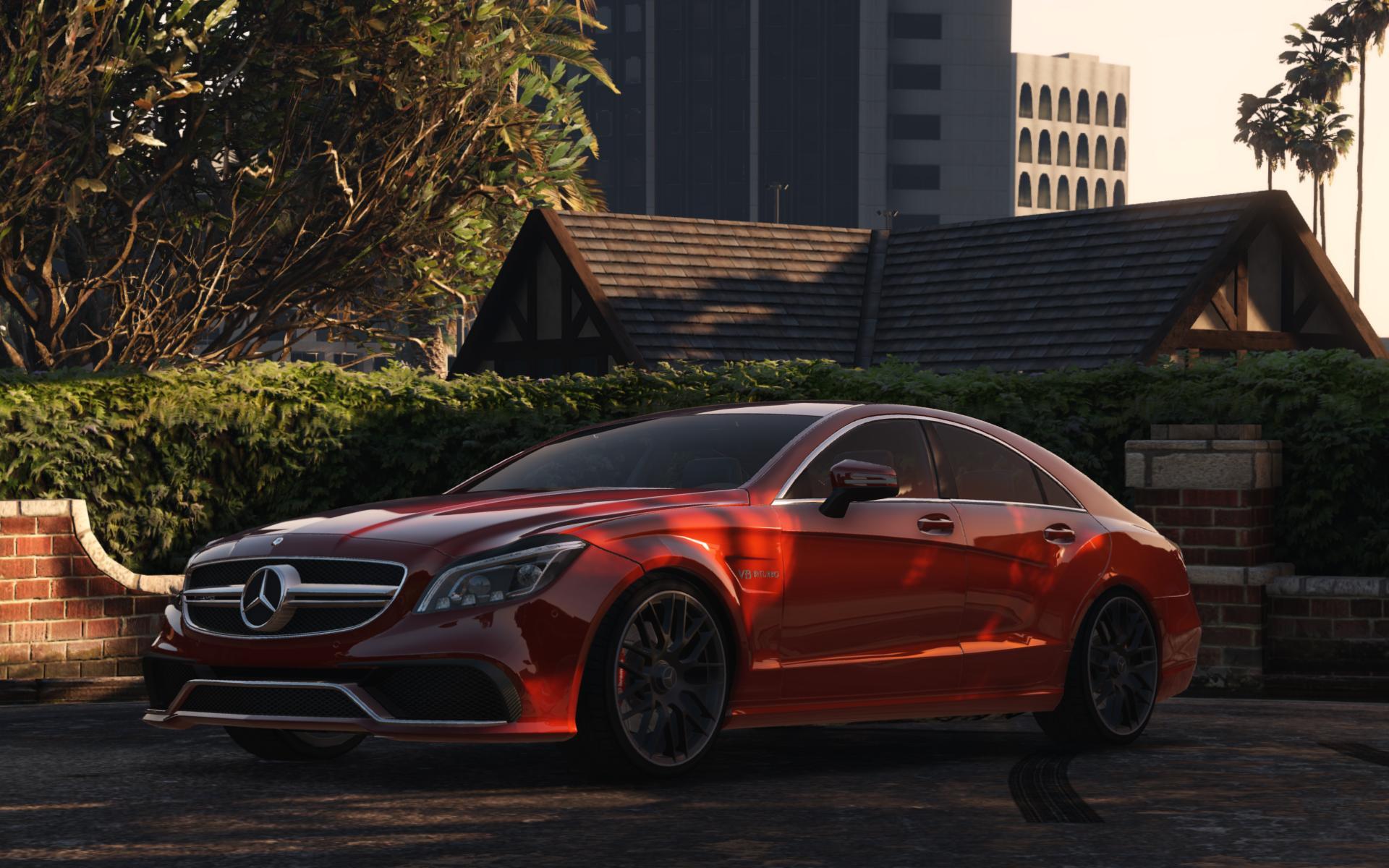 Latest GTA 5 Mods Mercedes Benz GTA5 Mods