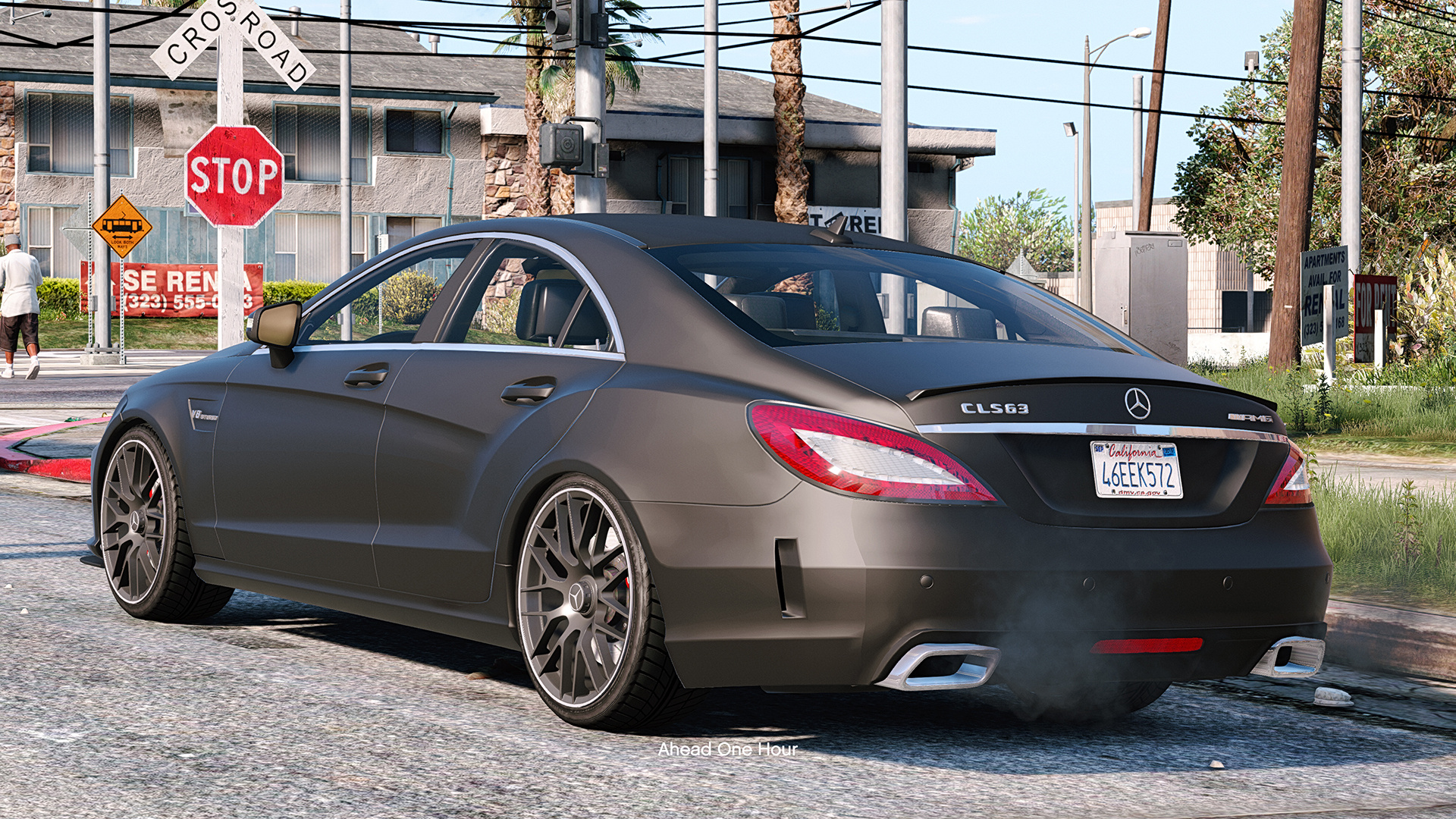 Mercedes Benz Cls 6 3 Amg Add On Gta5 Mods Com