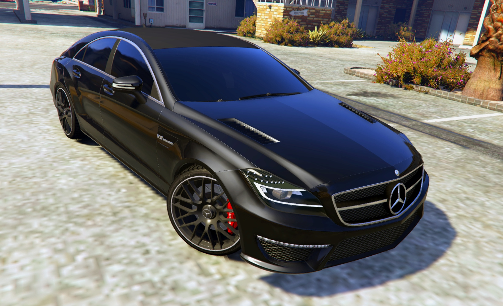 mercedes benz cls 6 3 amg gta5