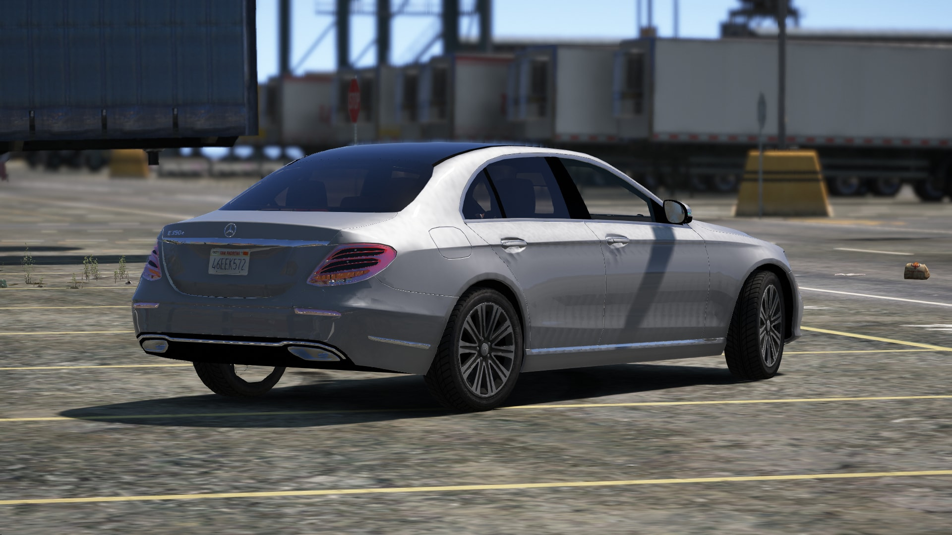 Mercedes benz e class 2015 gta5 for Mercedes benz gta