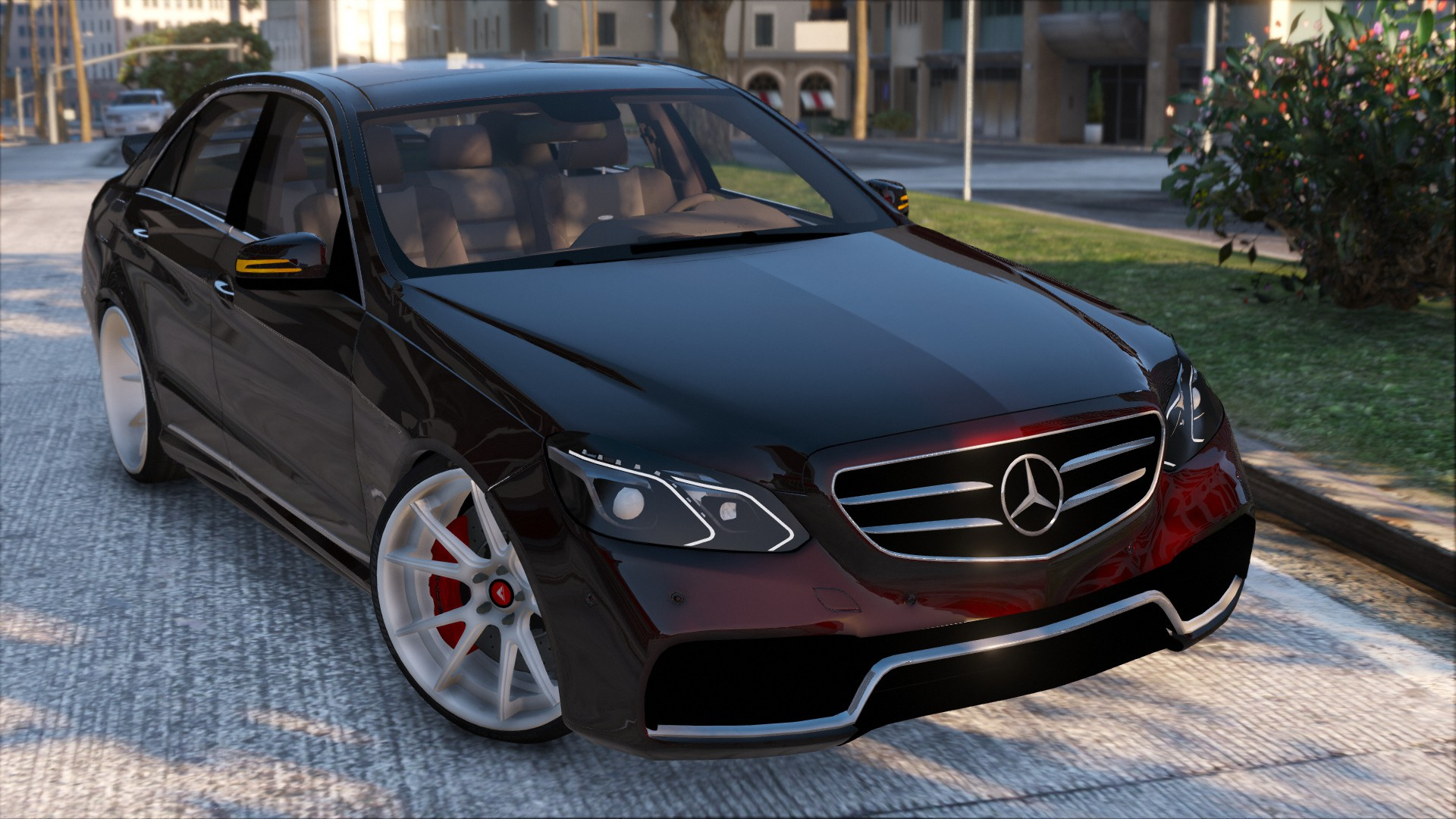 Gallery for gta 5 mercedes benz for Mercedes benz gta