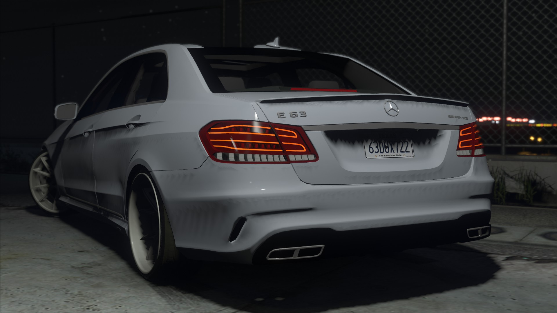 mercedes benz e63 amg gta5. Black Bedroom Furniture Sets. Home Design Ideas