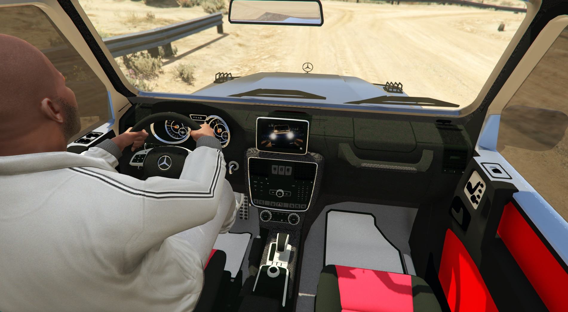 Mercedes Benz G63 Amg 6x6 Gta5 Mods Com