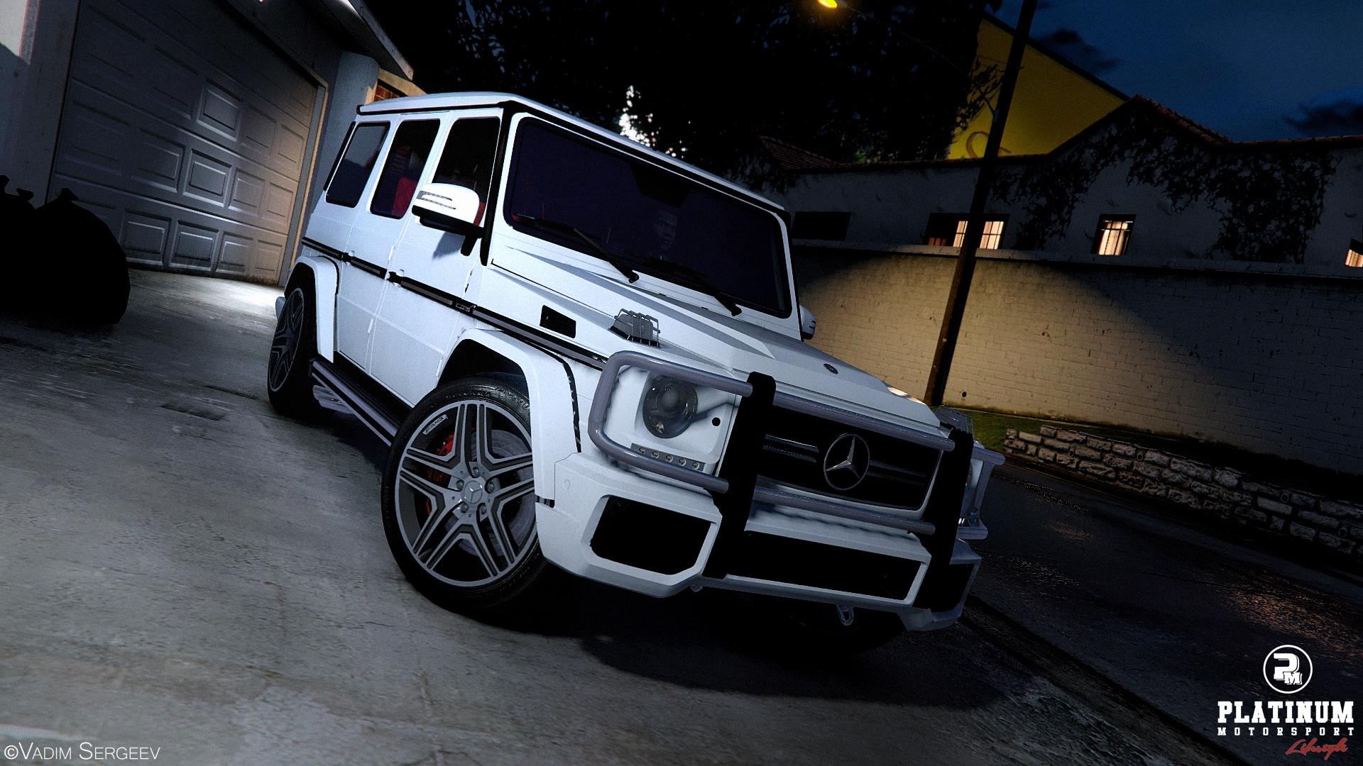 97a5c1 gta5 2015 12 06 23 06 16 914 - Mercedes G65 Amg 66