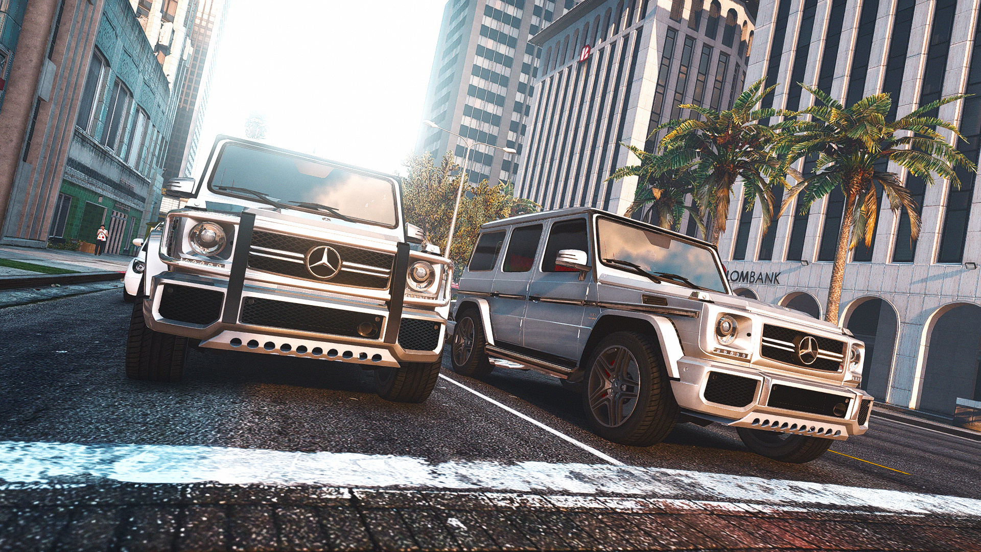 Mercedes-Benz G65 AMG [Add-On / Replace] - GTA5-Mods.com