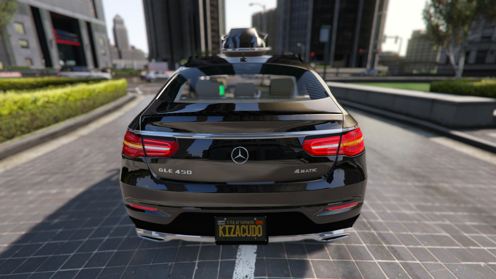 Mercedes benz gle 450 4matic c292 gta5 for Mercedes benz gta