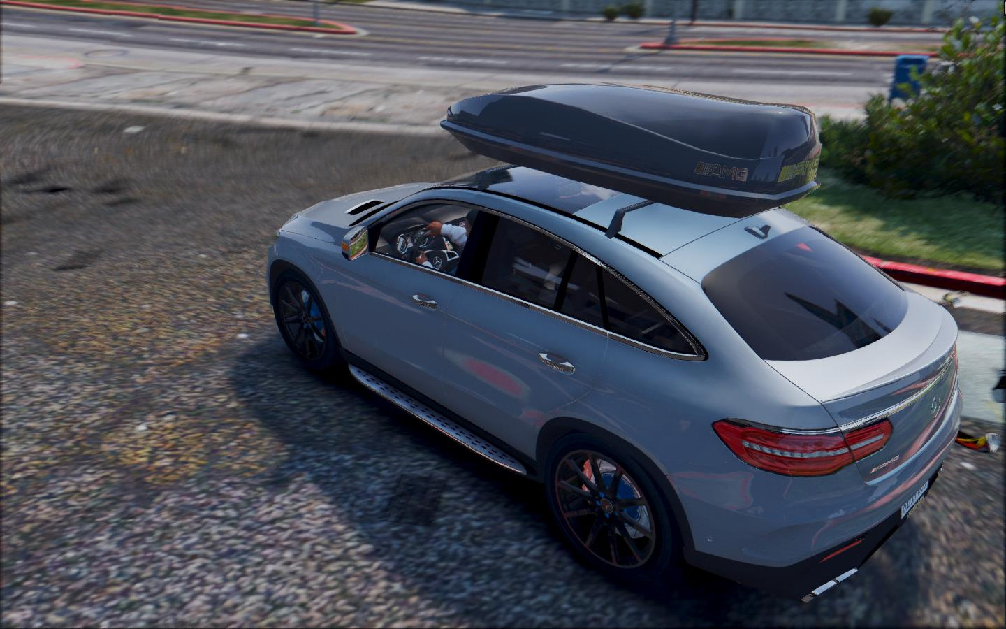 mercedes benz gle amg add on gta5