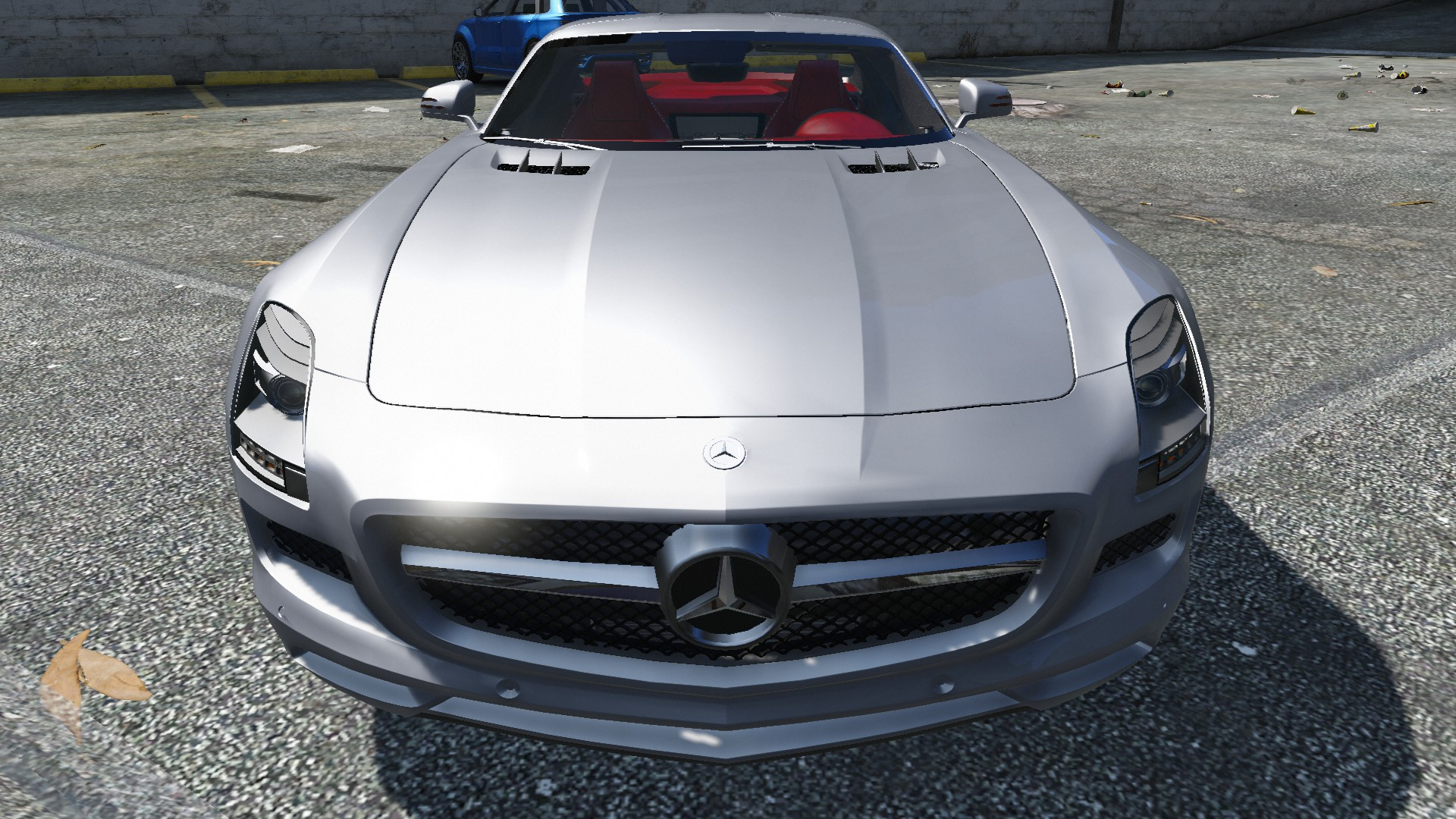 2011 mercedes benz sls amg c197 electric drive gta5. Black Bedroom Furniture Sets. Home Design Ideas