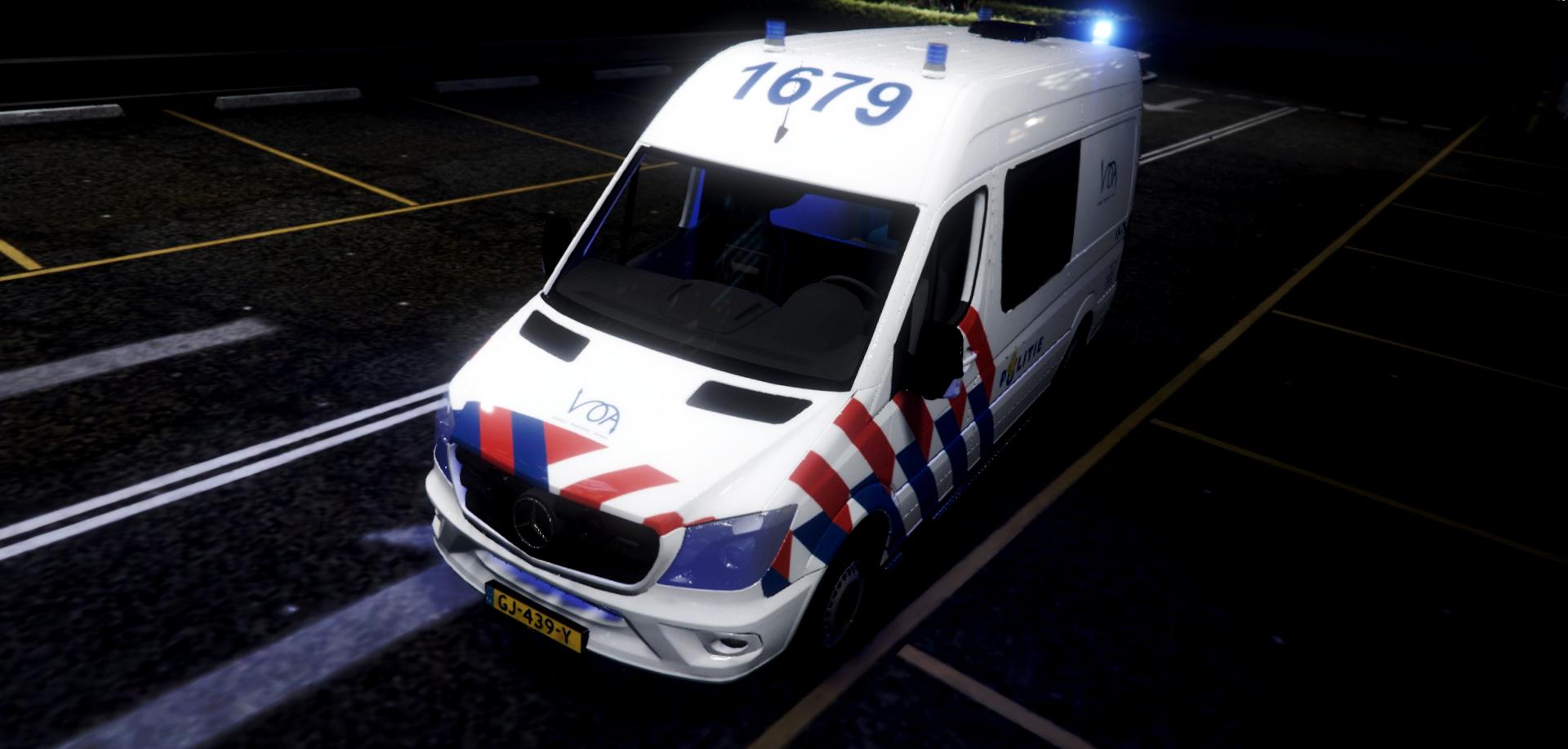 Mercedes benz sprinter 2015 dutch police nederlandse for Mercedes benz nl