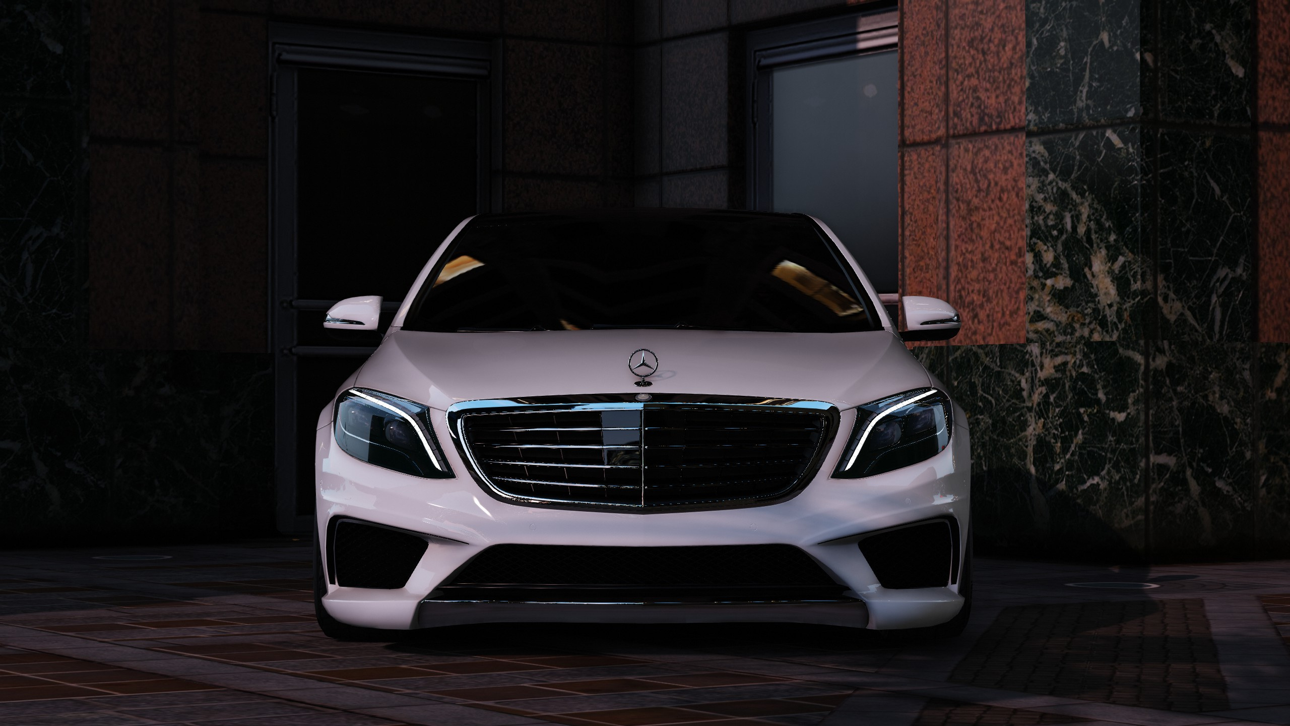 Mercedes Benz S63 Amg Sound Swap Gta5 Modscom