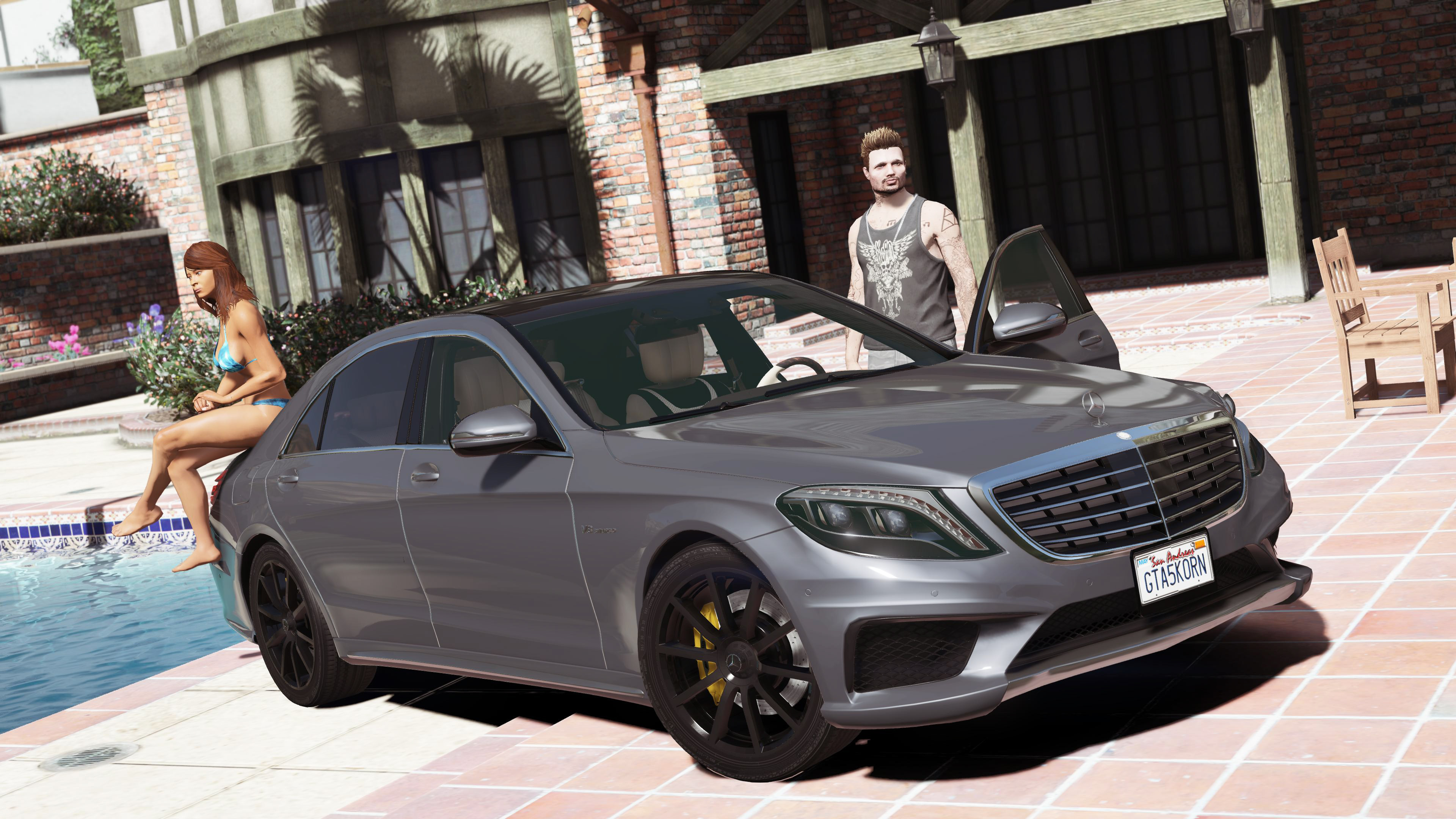 C63 Amg Coupe 2018 >> 2014 Mercedes-AMG S63 W222 [Add-On / Replace | Wipers] - GTA5-Mods.com