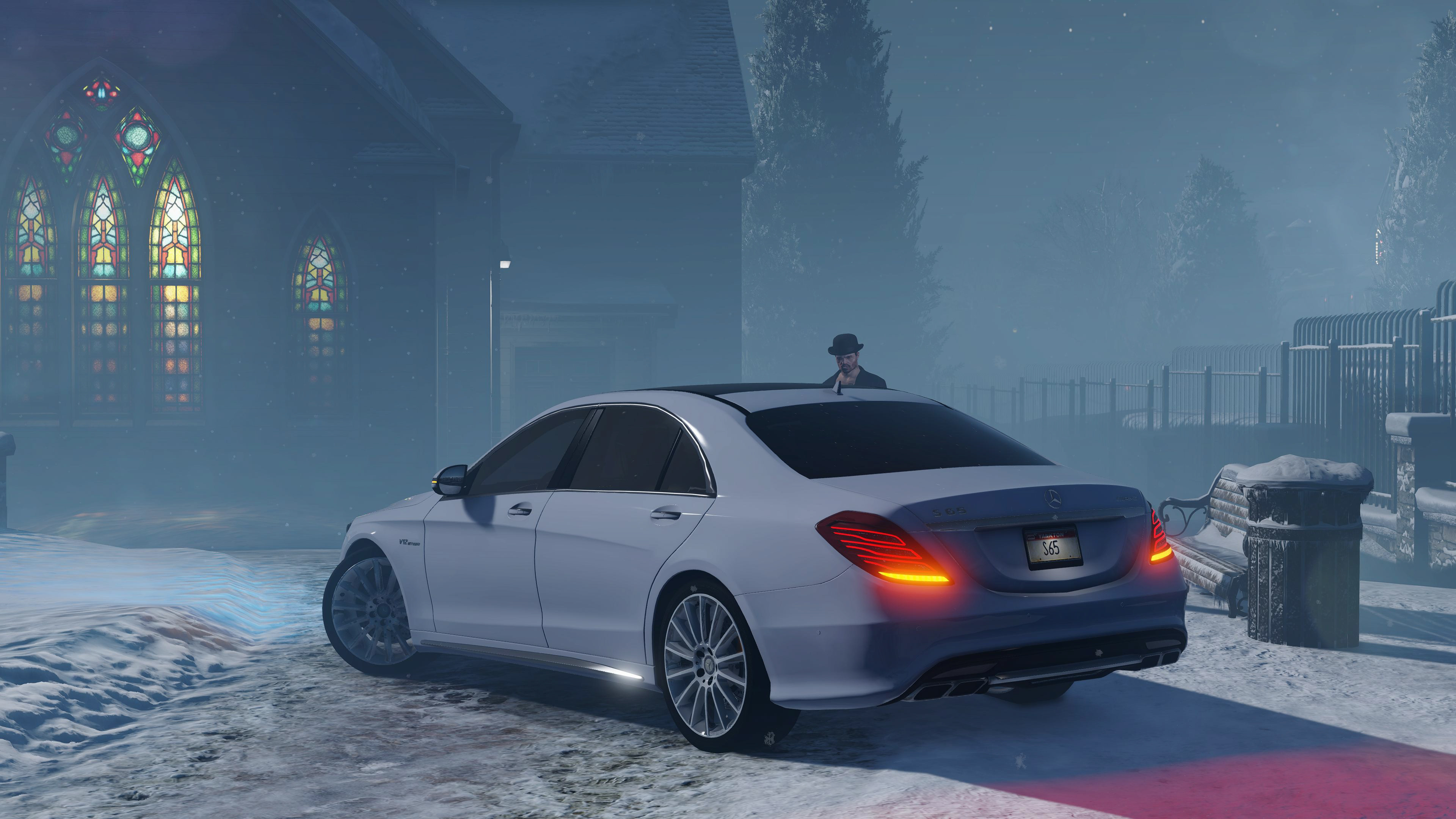 2014 Mercedes Amg S65 W222 Add On Replace Gta5 Mods Com