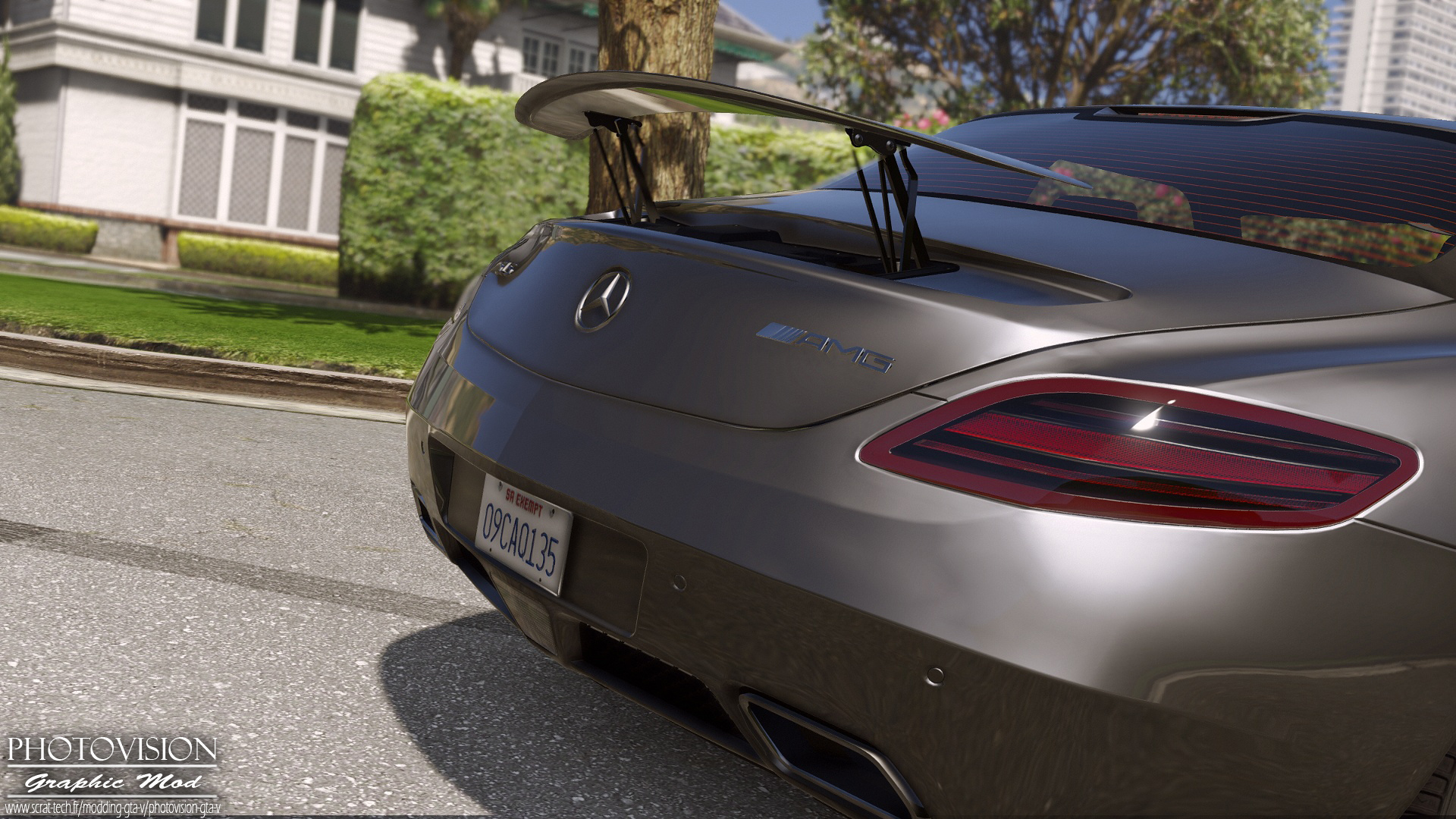 Mercedes Benz SLS AMG   AUTOVISTA [Add-On / Replace   Template ... on sports car most wanted, dodge viper most wanted, bmw m3 e92 most wanted,