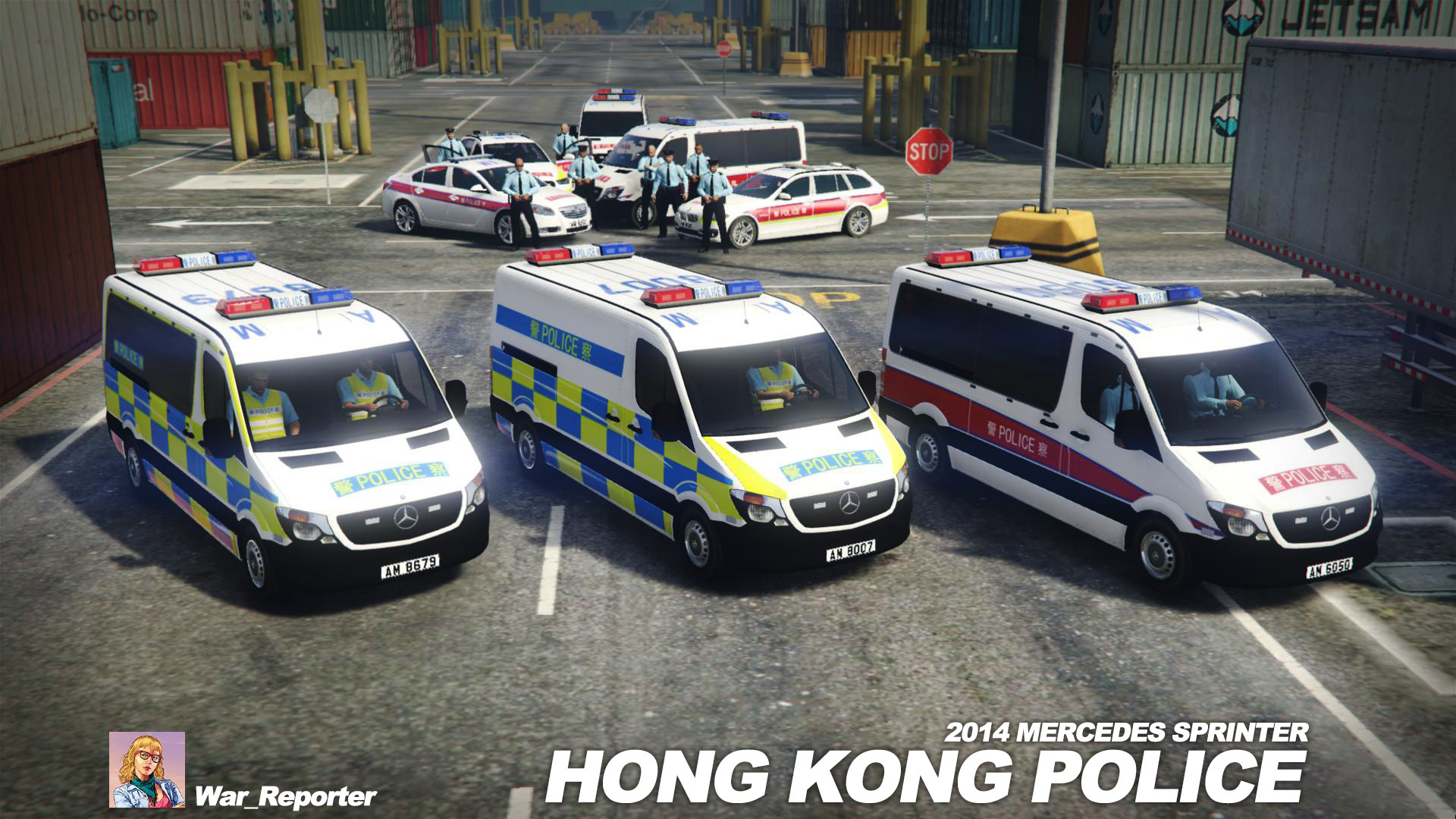 Emergency 2014 Mods