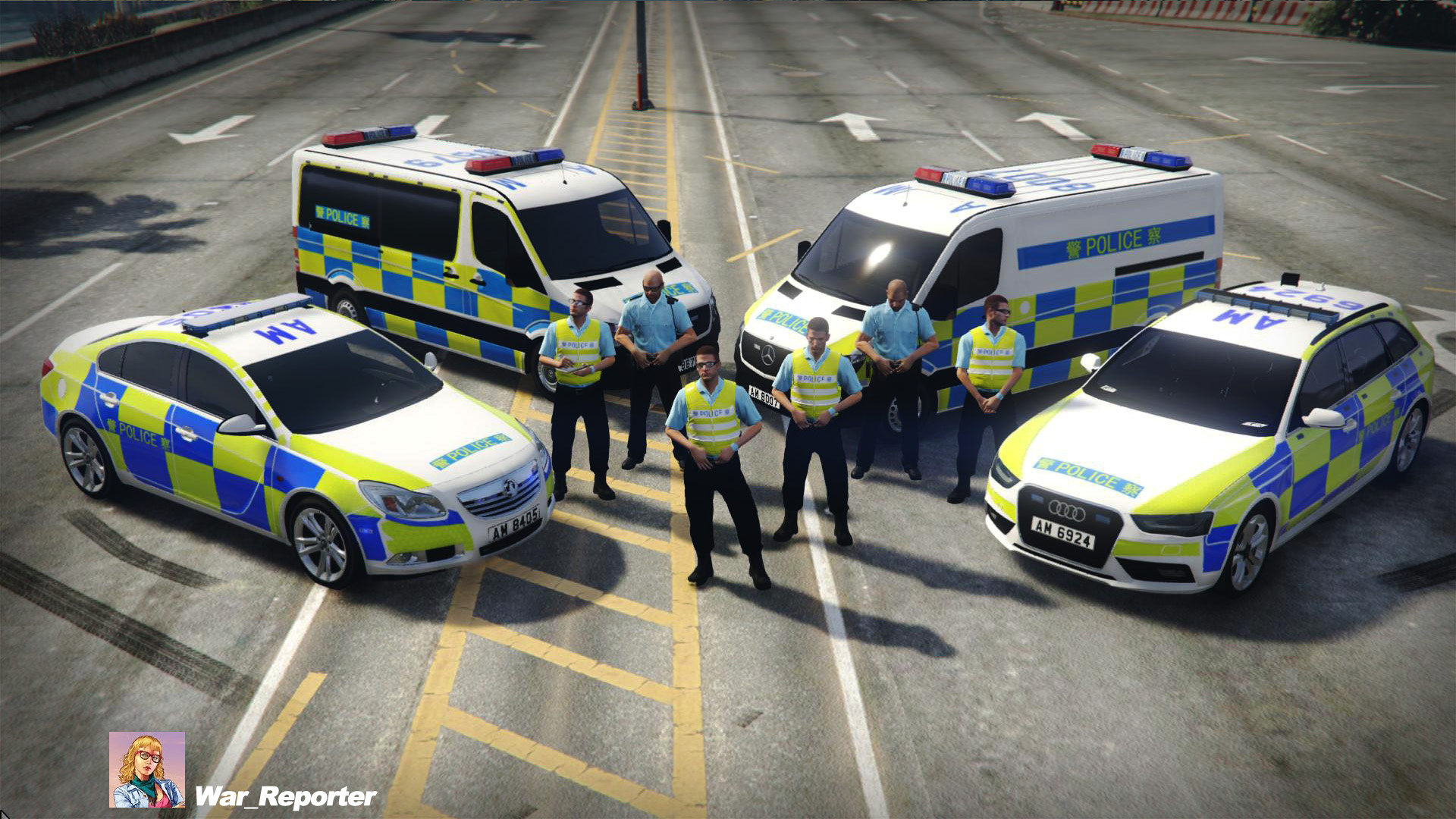 gta san pc cheats with Mercedes Sprinter Hong Kong Police Skin on Tubarao likewise Screenshots together with 45584 Enbseries For Low Pc together with 80098 Gta V Re Sized V55 Stable besides Mafia 3 Vargas Paintings Locations Guide.