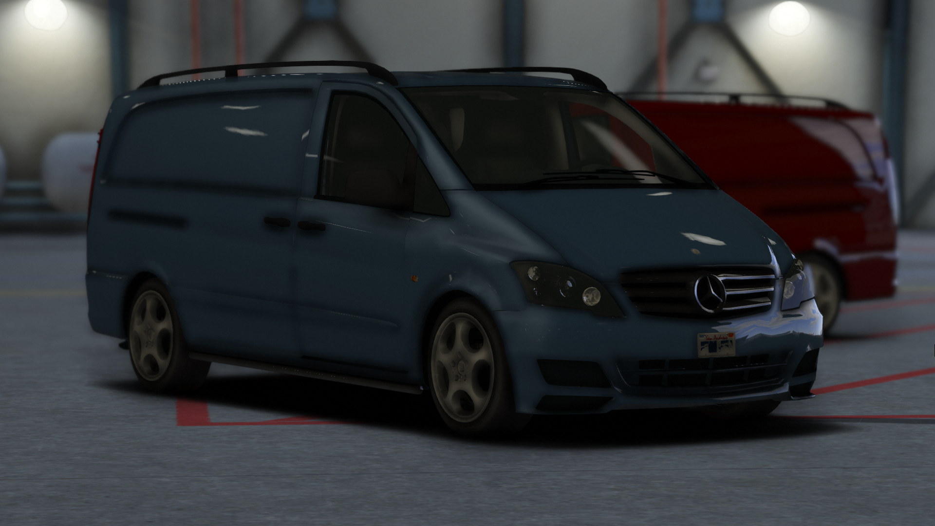 mercedes benz vito sportx 2014 gta5. Black Bedroom Furniture Sets. Home Design Ideas