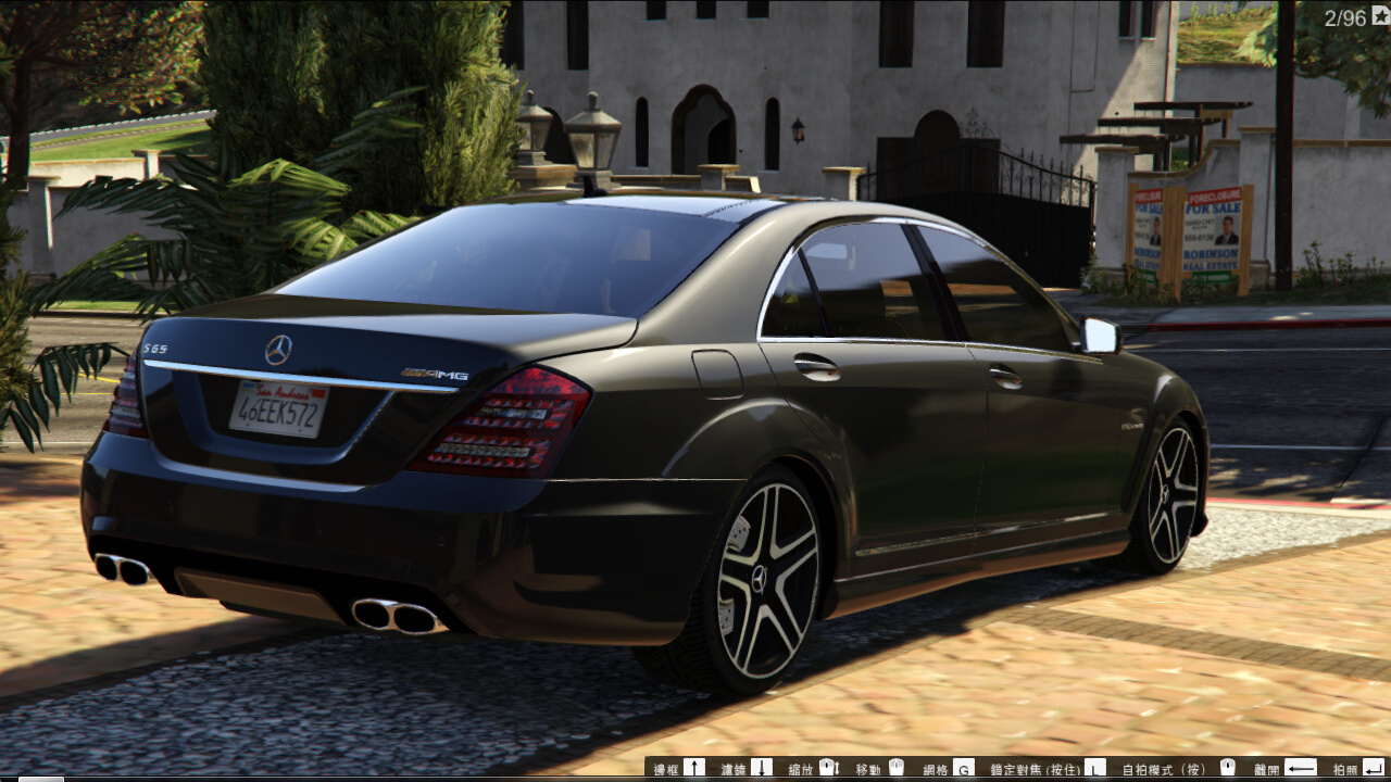 Mercedes benz s65 amg 2012 gta5 for Mercedes benz gta