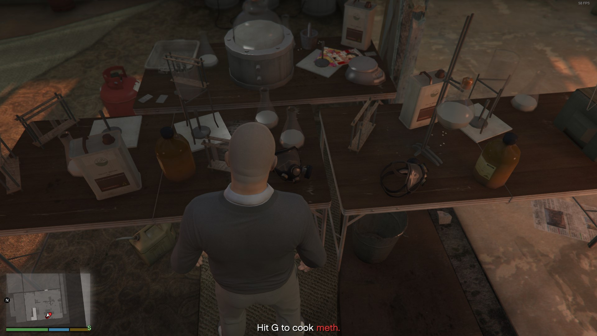 Meth Dealing / Cooking (WIP) - GTA5-Mods com