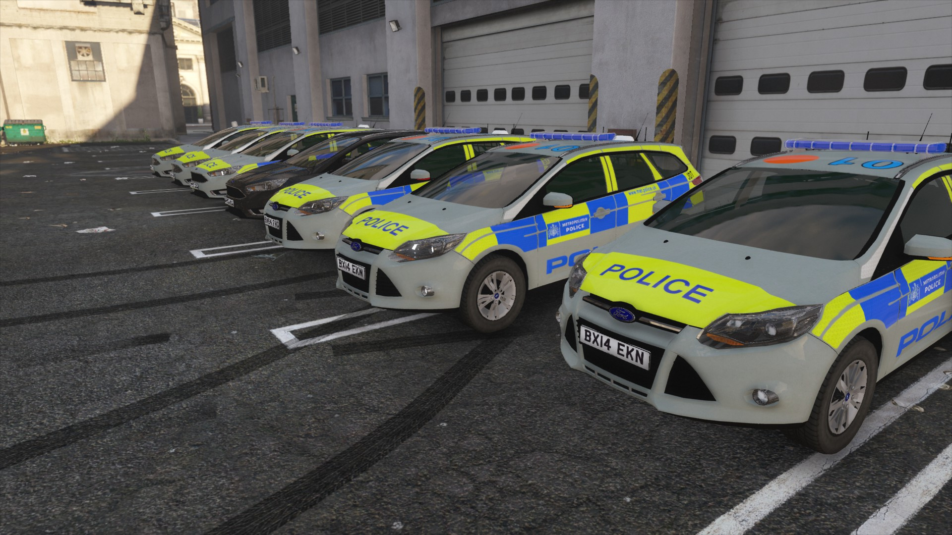 Metropolitan Police Ford Focus Estate Pack [ELS] & Metropolitan Police Ford Focus Estate Pack [ELS] - GTA5-Mods.com markmcfarlin.com