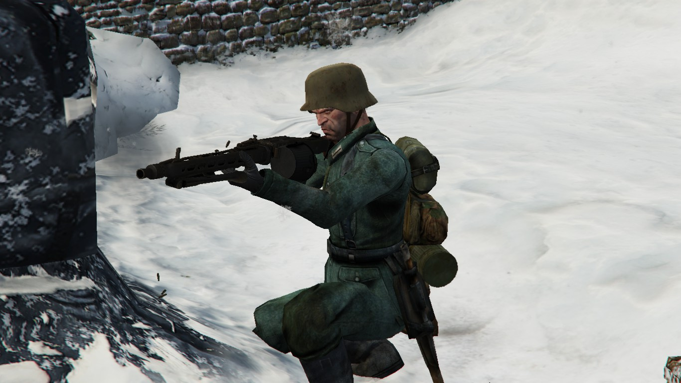 MG-42 [Add-On / Replace] - GTA5-Mods com