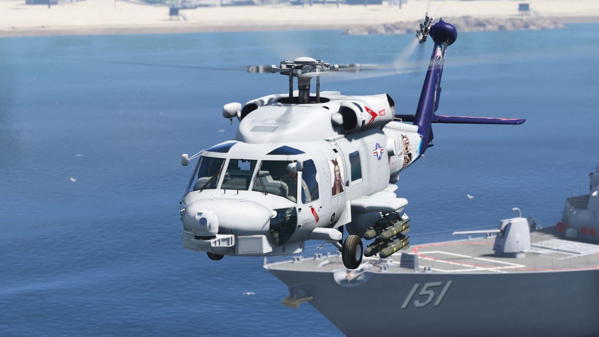 Картинки по запросу MH-60R Seahawk