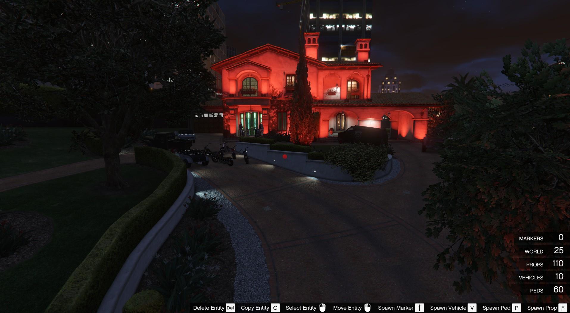 Michaels House Party Gta5 Mods Com