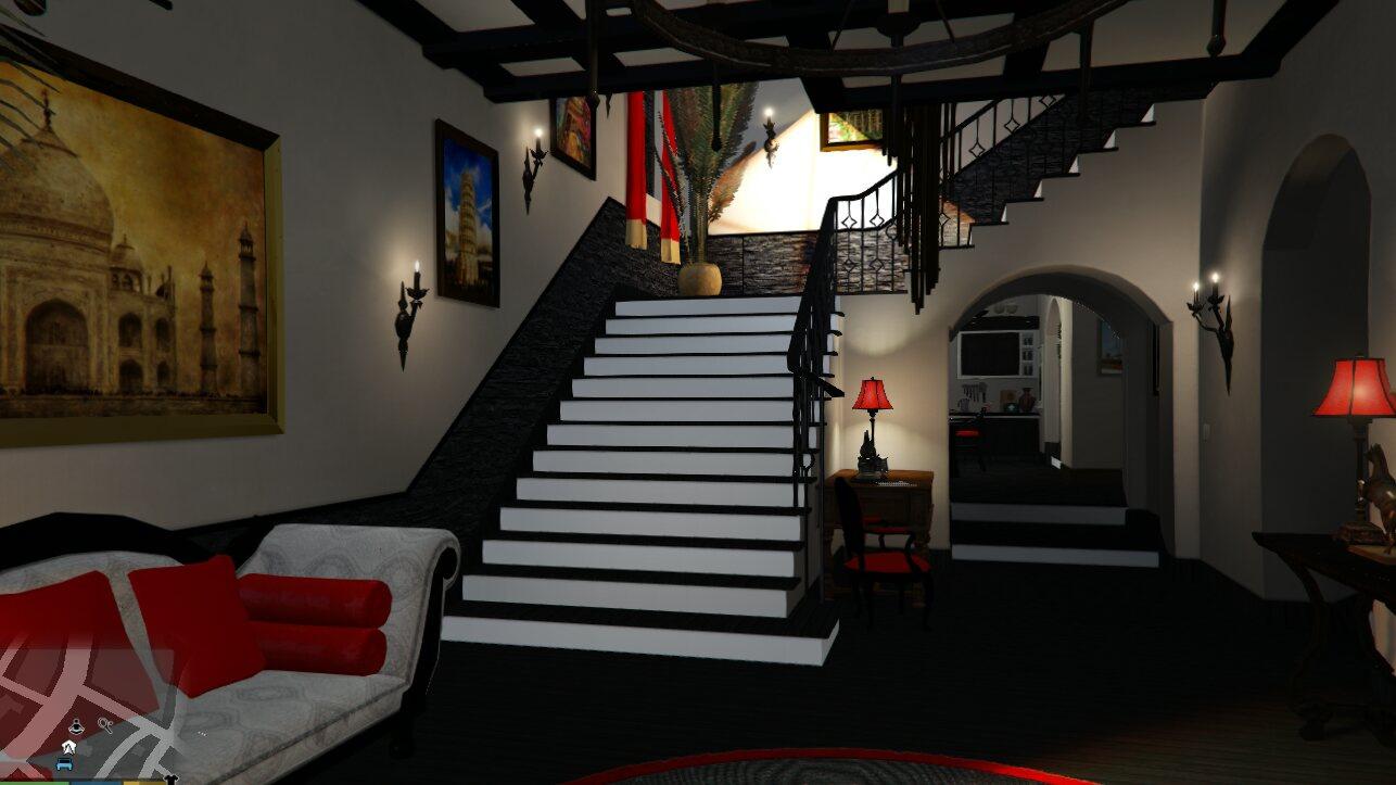 Michael S House Retextured Hd Gta5 Mods Com