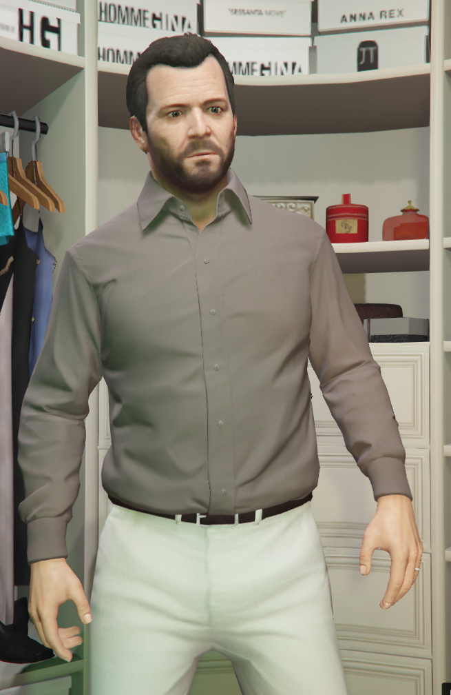 Michael new shirts - GTA5-Mods.com