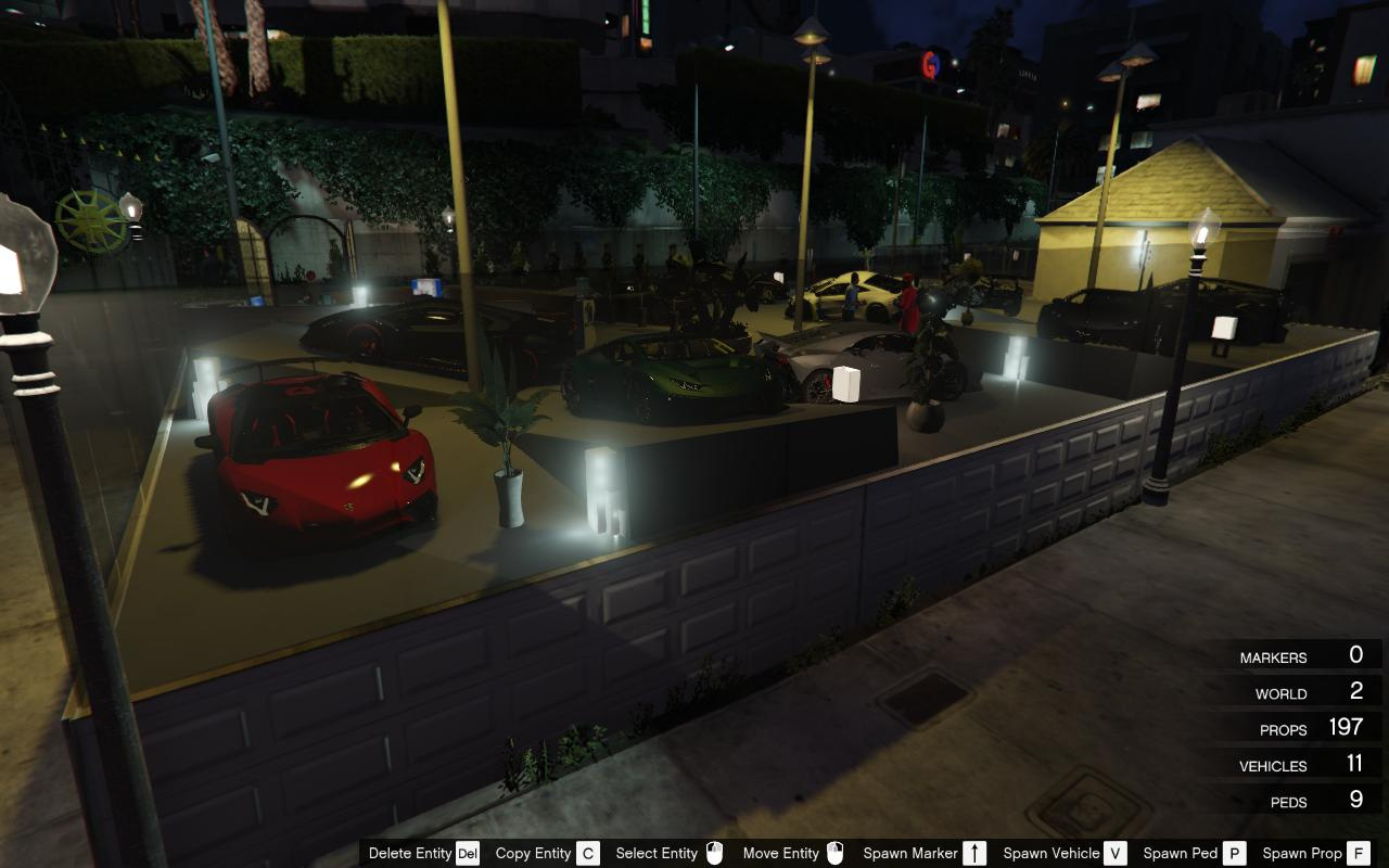 Showroom and Custom Shop (Menyoo) - GTA5-Mods.com