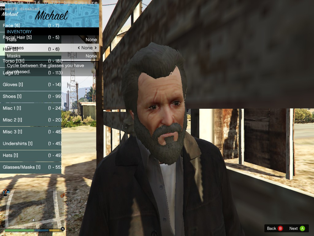 Oldschool Michael Townley - GTA5-Mods.com