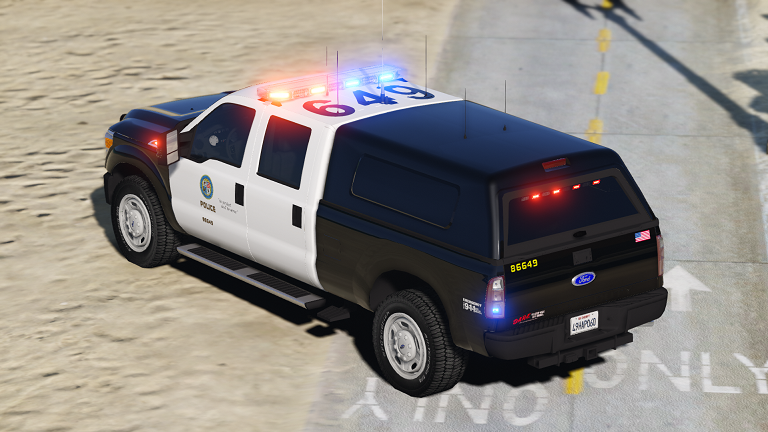 Used 2016 Ford Explorer >> Realistic LSPD (LAPD) Texture Pack - GTA5-Mods.com