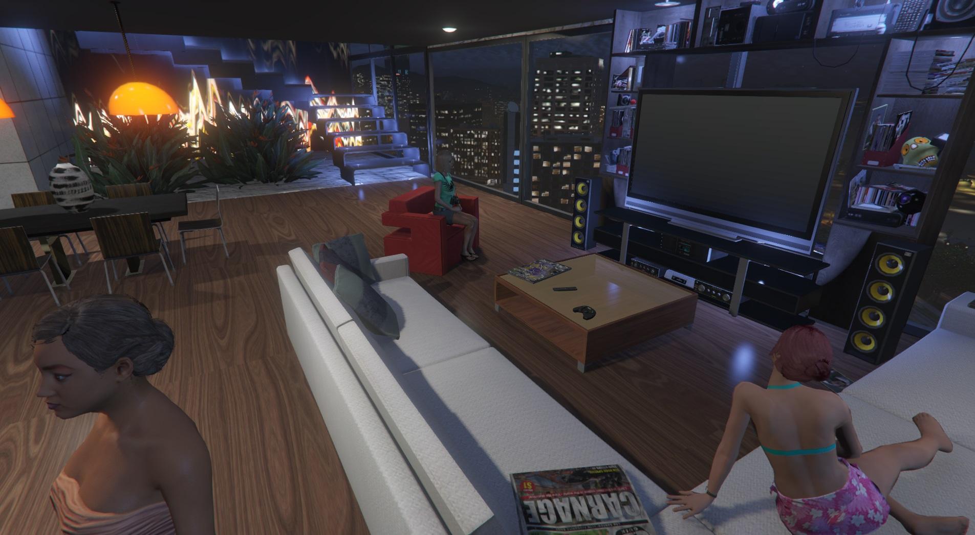 Millionaire Penthouse Gta5
