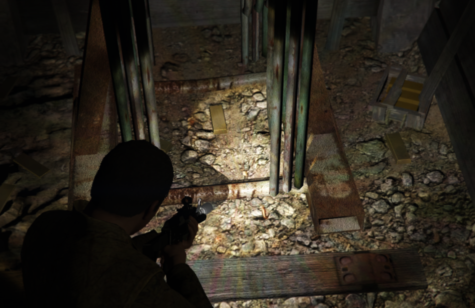 Mine Shaft Ghosts Mini Mission - GTA5-Mods com