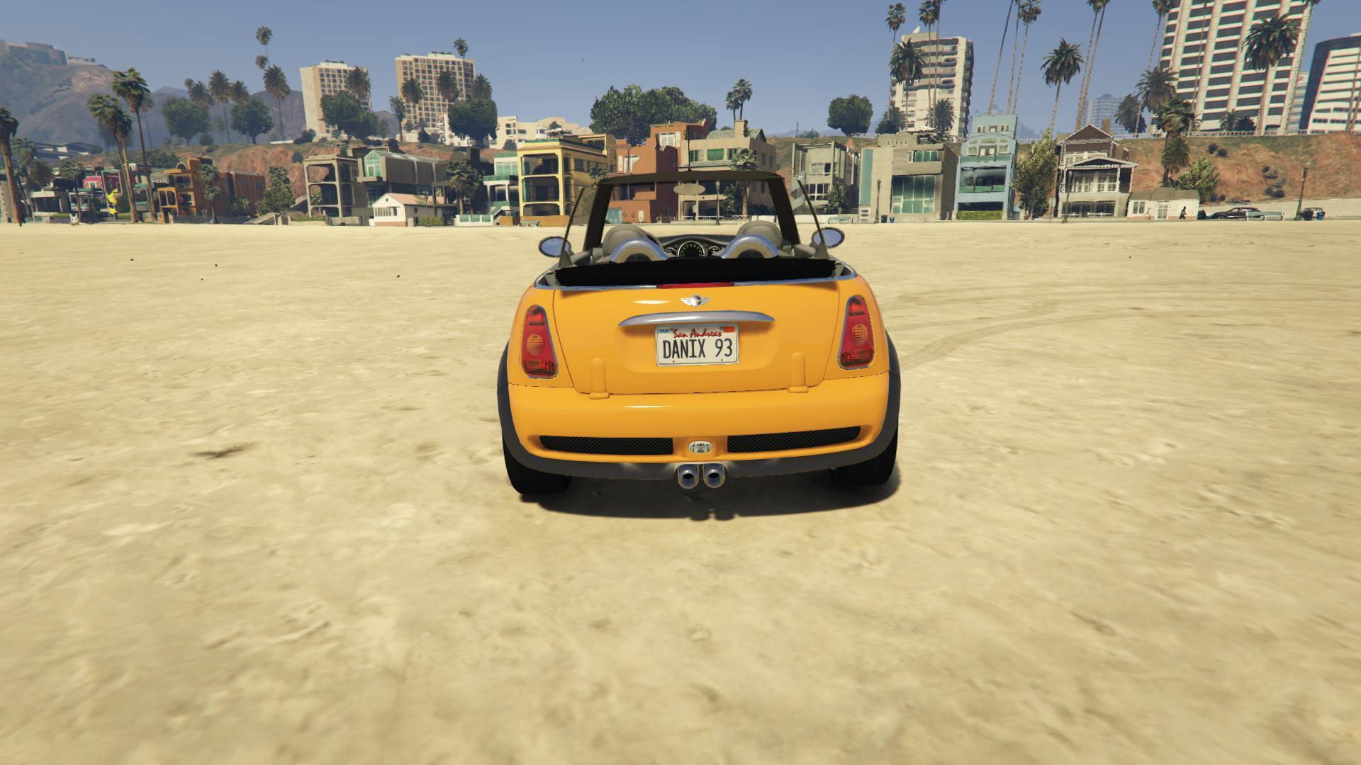 Mini Cooper S Convertible Gta5 Mods Com