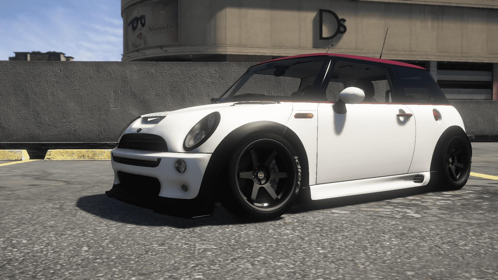 Mini Cooper S R53 Add On Tuning Gta5 Mods Com