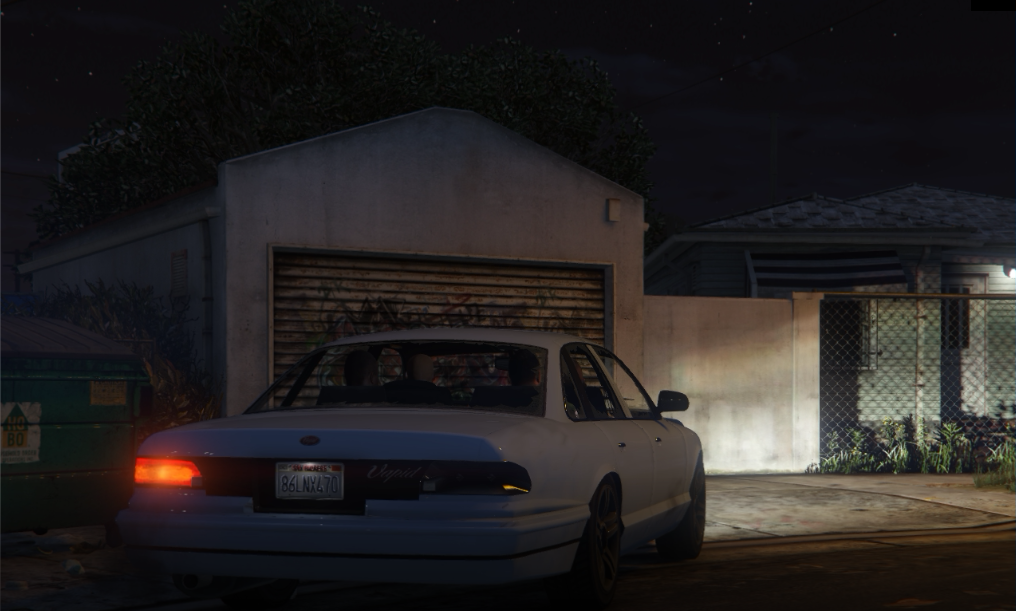 Mission maker] Drive-by [Gta San Andreas mission remake