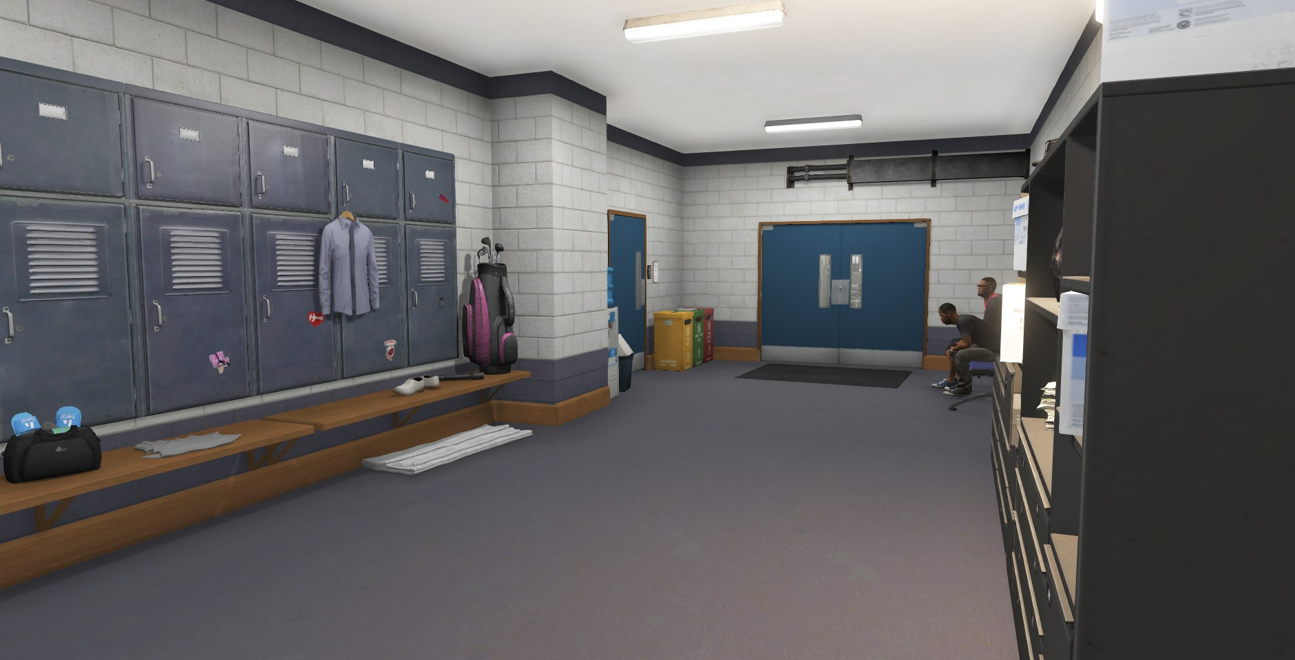 MRPD] Extended Interior - GTA5-Mods com