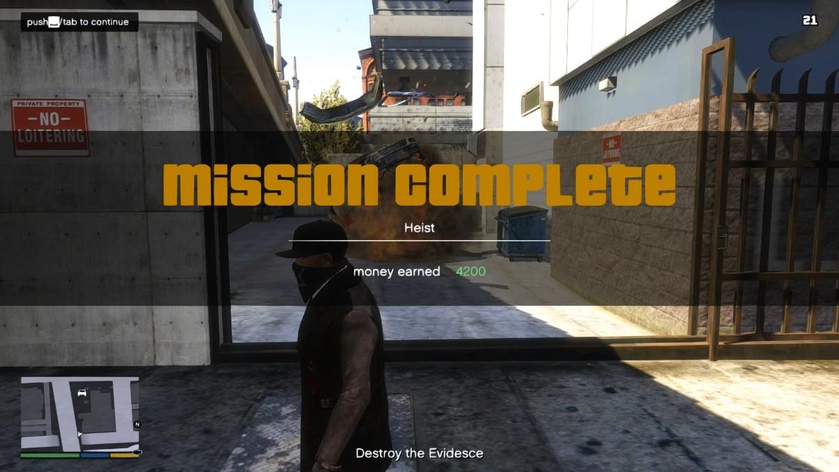 Build A Mission Gta