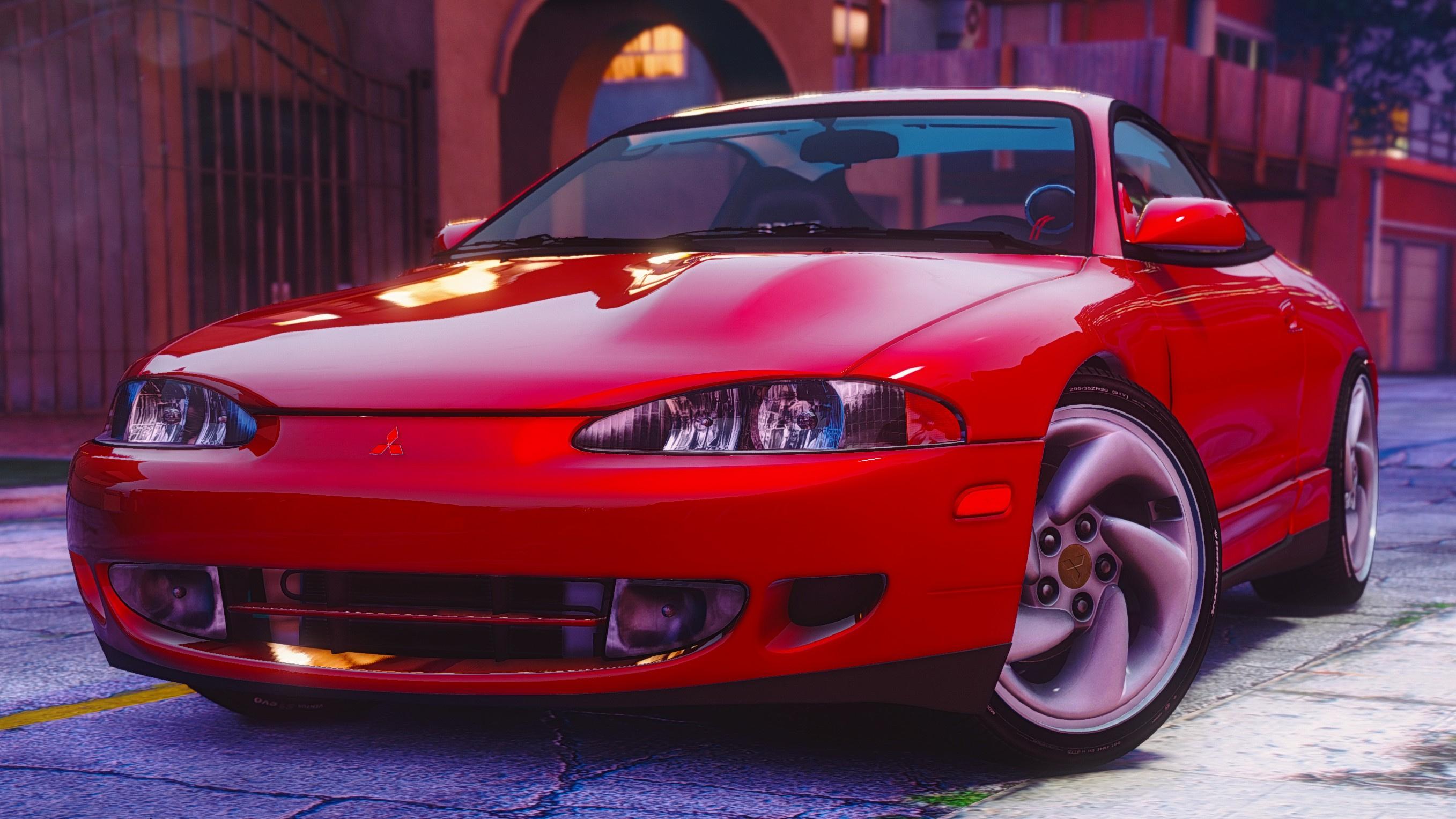 2016 Mitsubishi Eclipse >> Mitsubishi Eclipse Gsx Add On Gta5 Mods Com