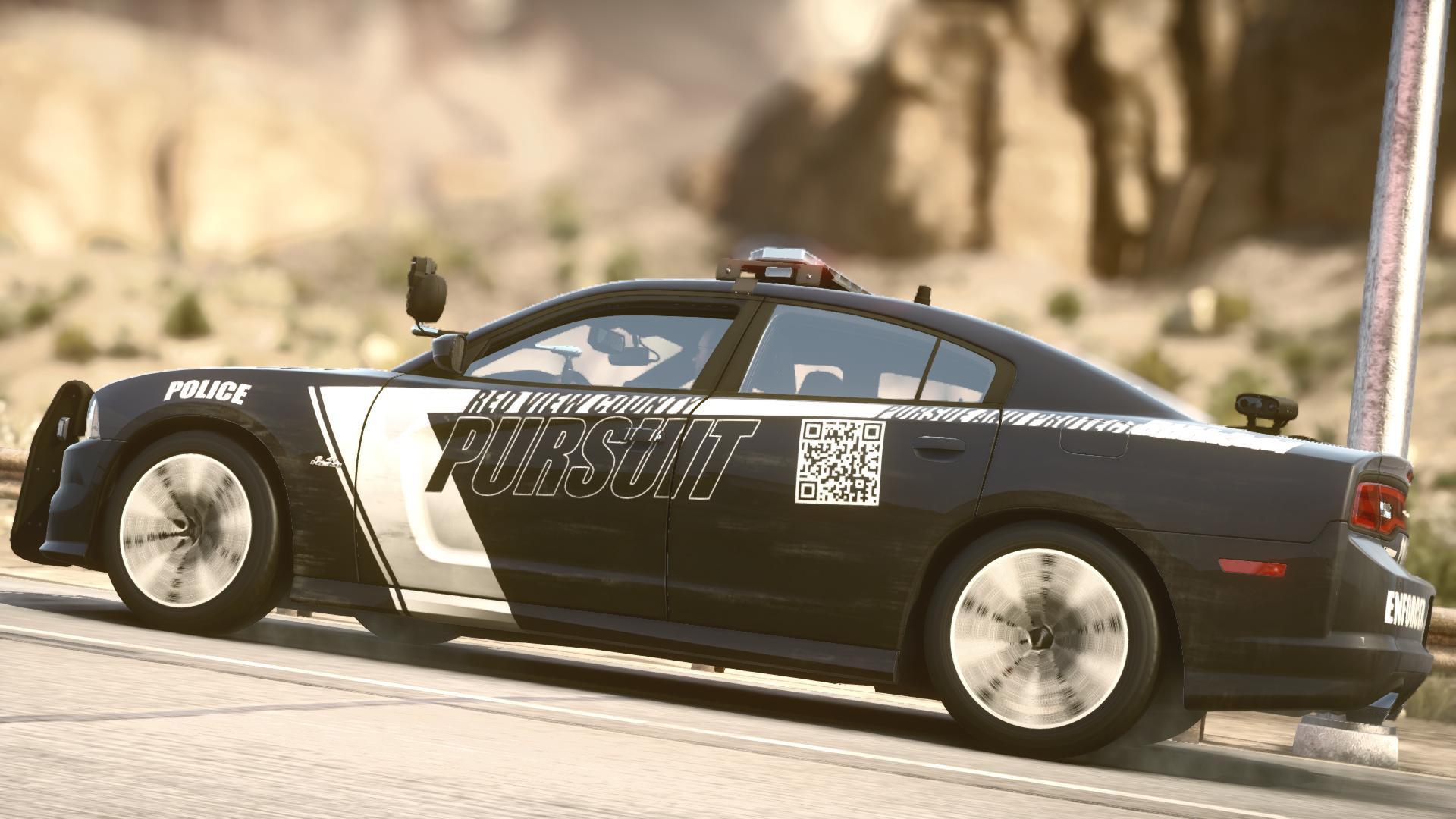 Mitsubishi Evo Ix Rcpd Enforcer Unit Nfs Rivals Gta5