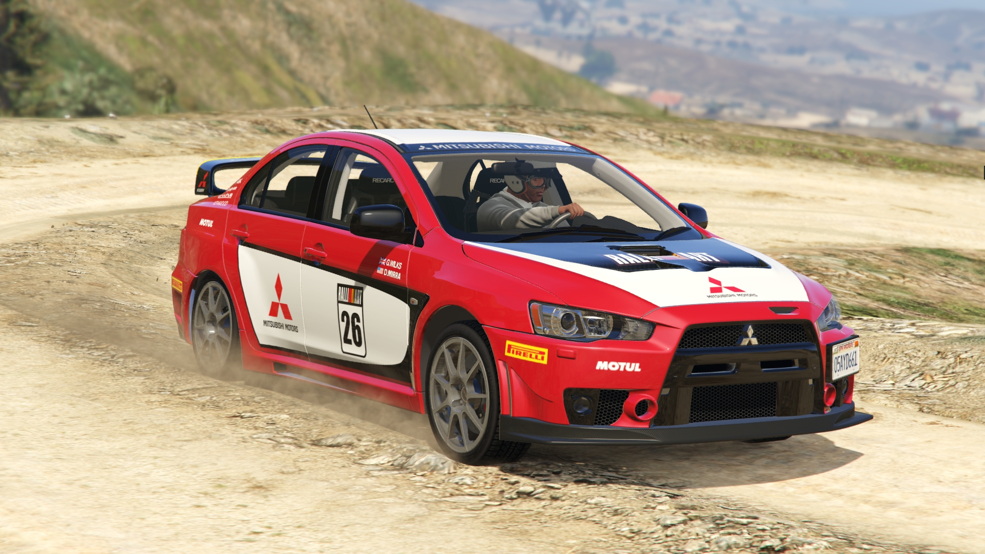 mitsubishi lancer evo x fq 400 rally livery gta5. Black Bedroom Furniture Sets. Home Design Ideas