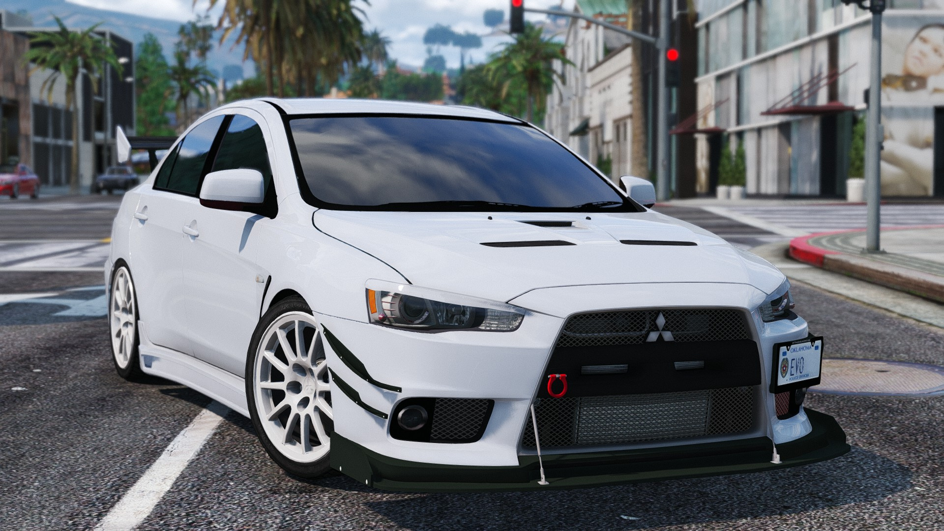 mitsubishi lancer evo x gta5. Black Bedroom Furniture Sets. Home Design Ideas