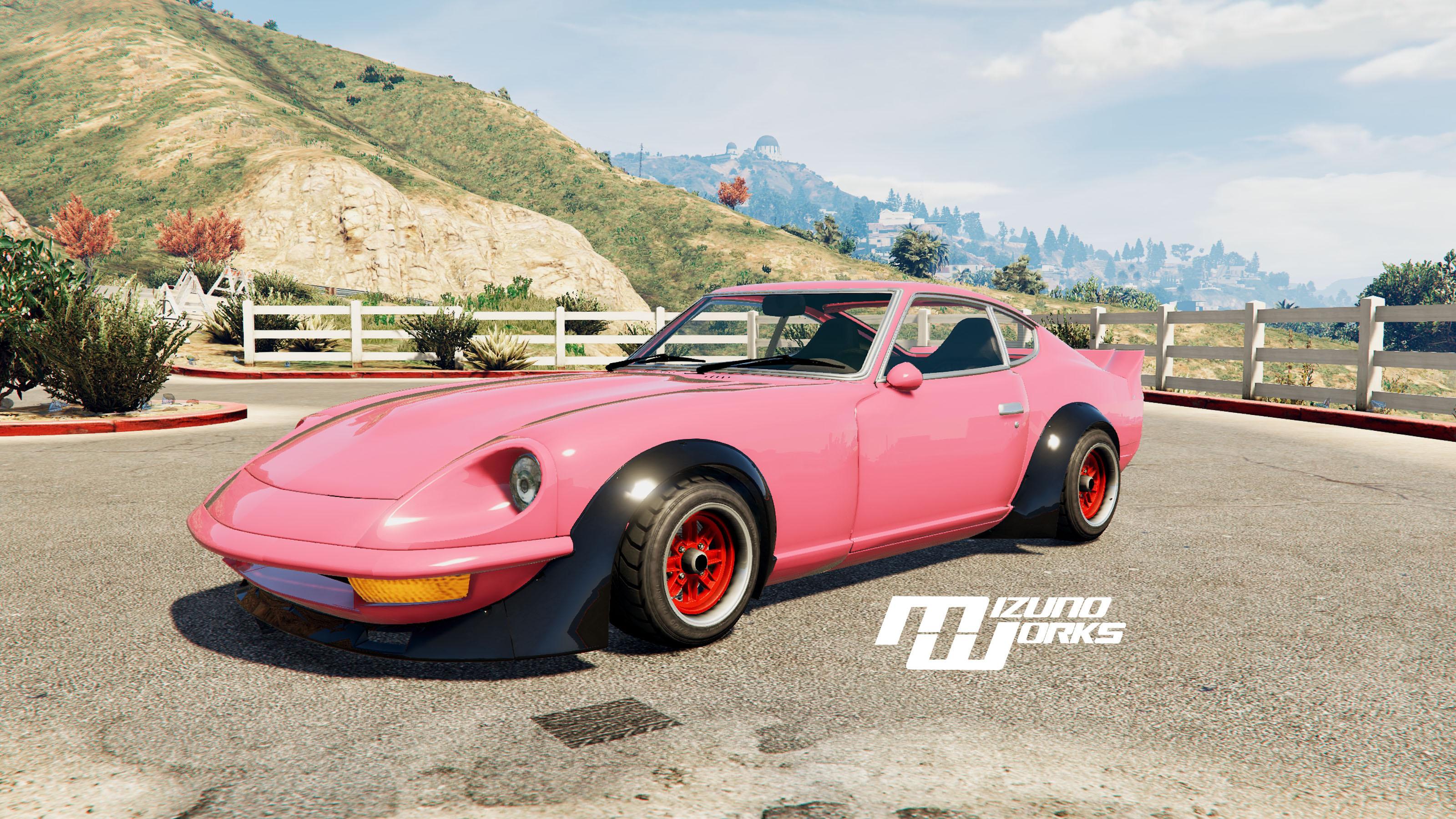 Mizuno Works 1971 Nissan 240z Replace Gta5 Mods Com