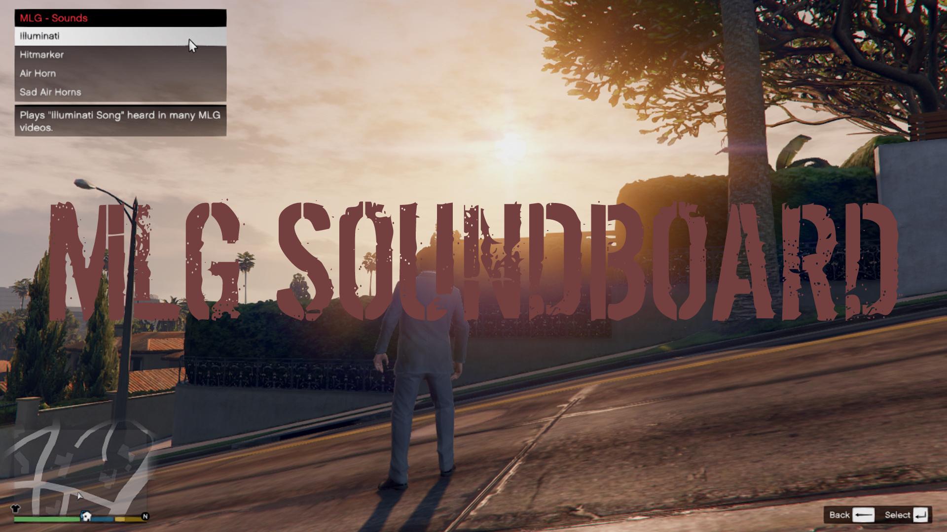 MLG Soundboard [ NET] - GTA5-Mods com